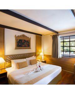 ห้องพักรวมอาหารเช้า 1 คืน โรงแรม ดิ อิมพีเรียล แม่ฮ่องสอน รีสอร์ท