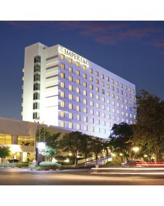 ห้องพักพร้อมอาหารเช้า โรงแรม ดิ อิมพีเรียล โฮเทล แอนด์ คอนเวนชั่น เซ็นเตอร์ โคราช