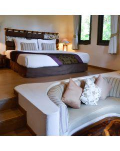 ห้องพัก Hillside Chalet Deluxe รวมอาหารเช้า 1 คืน โรงแรม ดิ อิมพีเรียล ภูแก้ว ฮิลล์ รีสอร์ท เพชรบูรณ์
