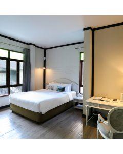 ห้องพักรวมอาหารเช้า 1 คืน โรงแรม เดอะ ระวีกัลยา แบงค็อก
