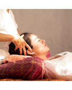 กรุงเทพ - นวดเพื่อสุขภาพ Back To Relax เวลา 60 นาที โรงแรม เดอะ ระวีกัลยา แบงค็อก